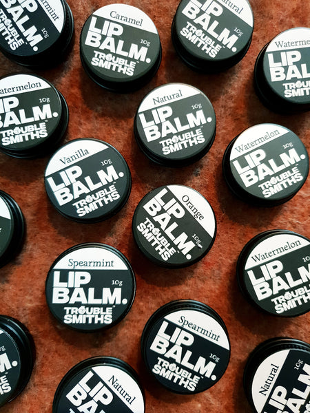 Lip Balm by Trouble Smith