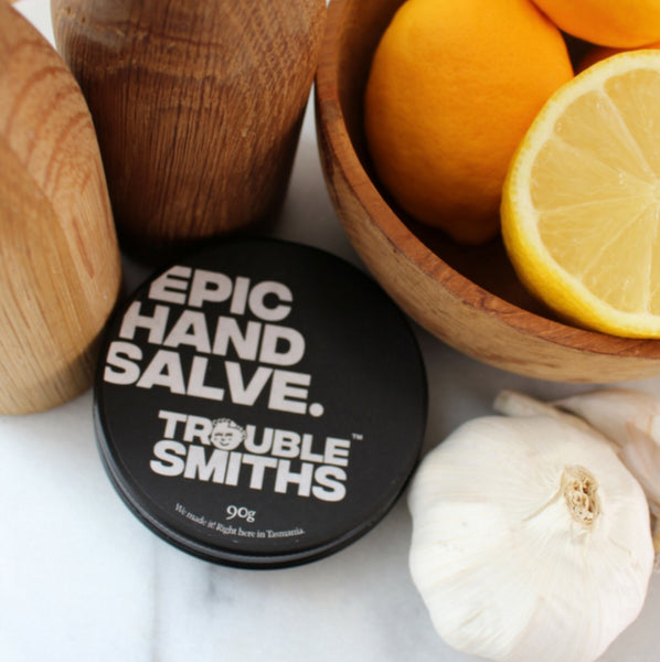 Epic Hand Salve by Trouble Smiths
