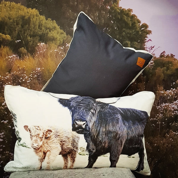 Highland Cows Cushion