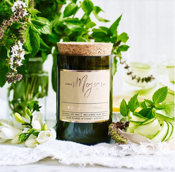 Mojo Natural Soy Candles