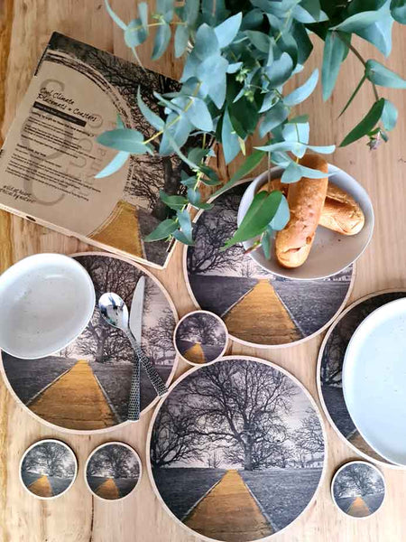 Placemat and Coaster Sets - The Spotted Quoll Studio