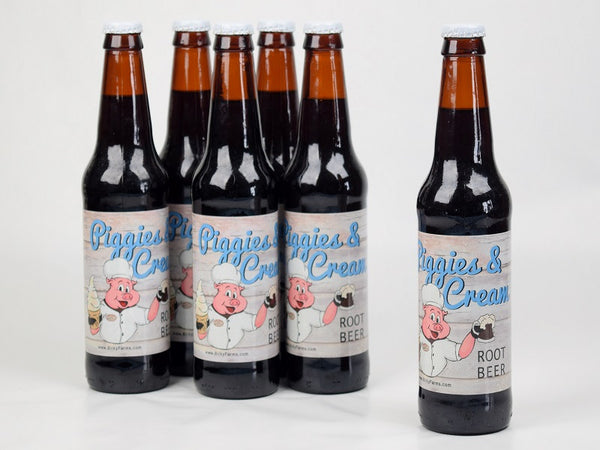 Piggies & Cream Draft Root Beer