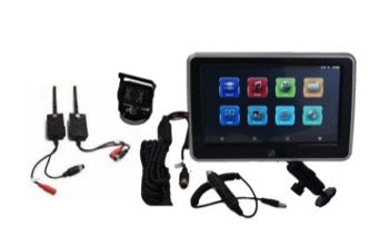 "Vision Works 10"" Touch Screen w/ 1 Digital Wireless Camera - VW1CT10-W"