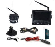 "Vision Works 7"" Digital Wireless System w/ One iP69 Camera & Built in Transmitter - VW1C7WR"