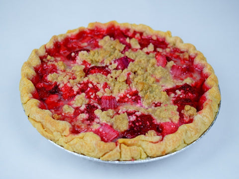 Pie - Strawberry Rhubarb