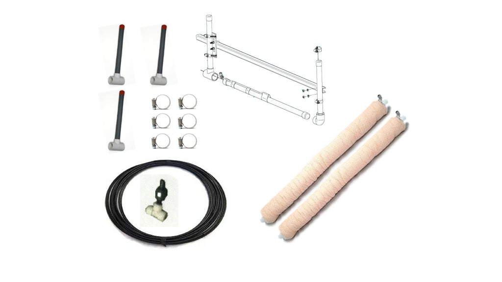 5' Weed Wiper Top Crop Kit - WWTCKT5