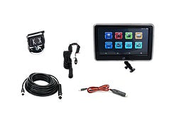 "Vision Works 10"" Touch Screen w/ 1 Wired Camera & 30' Cable - VW1CT10"