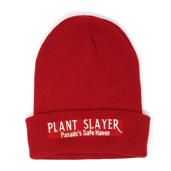 Plant Slayer Fitted Beanie