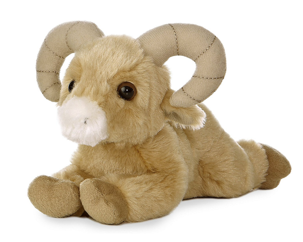 Plush Toy_Bevans the Goat