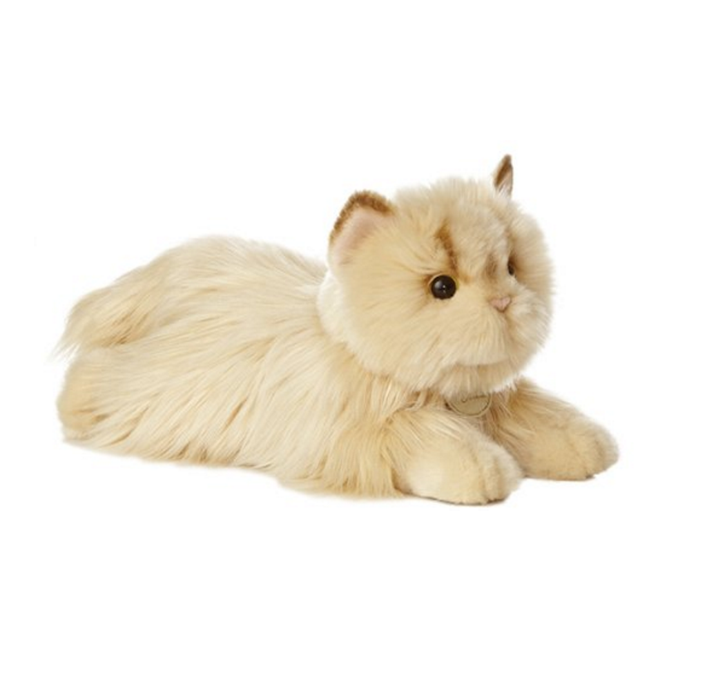 Plush Toy_Houdini the Cat