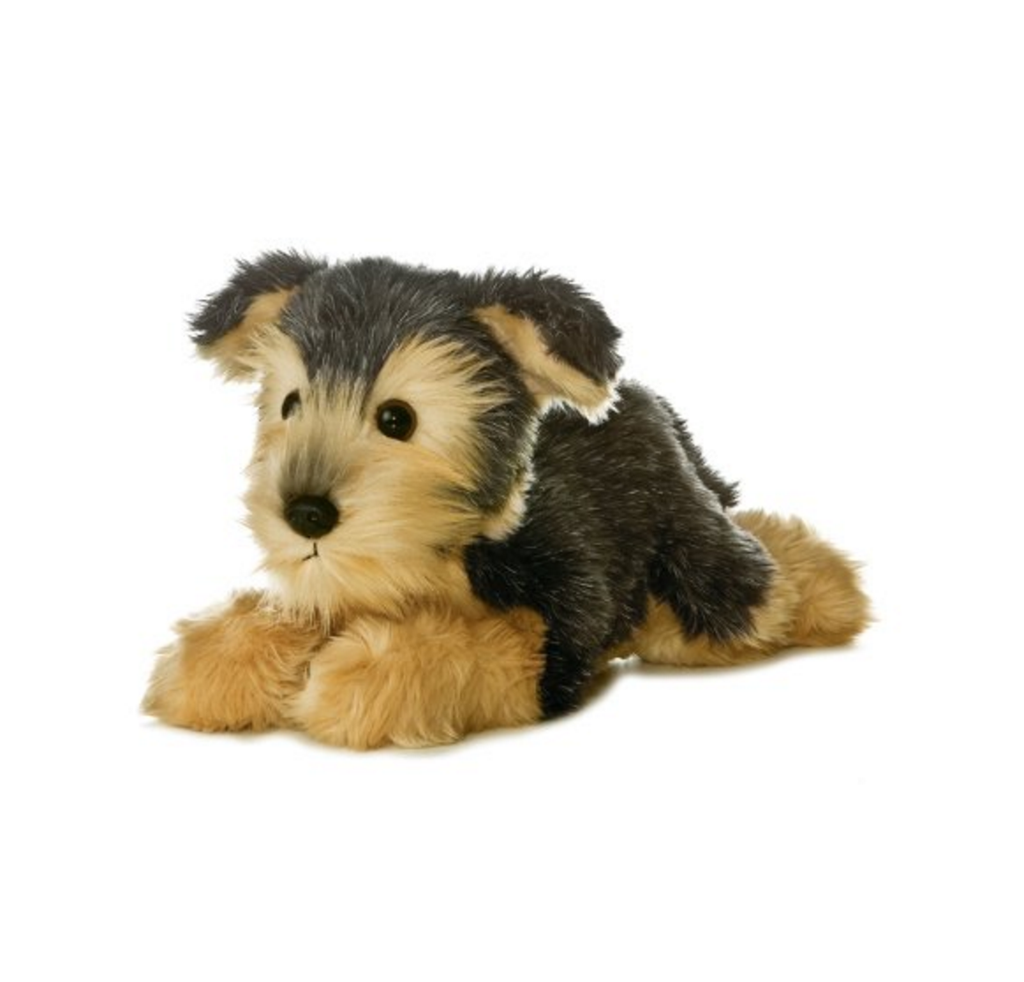 Plush Toy_Scruffy the Dog
