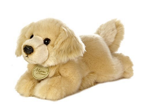 Goldie the Dog Plush