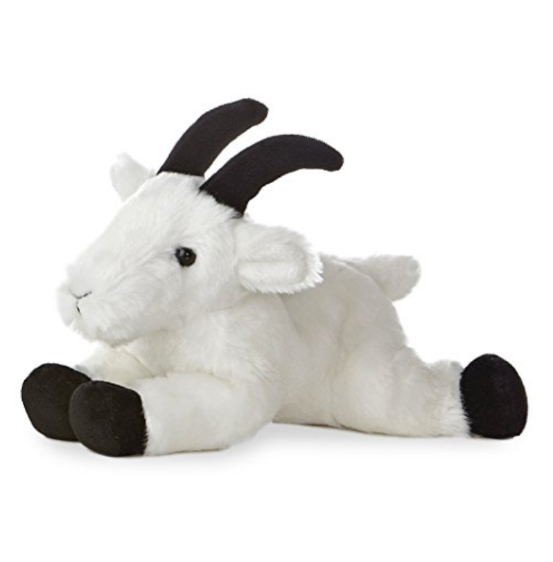 Plush Toy_Billy the Goat