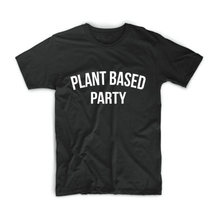 Plant Based Party Tee