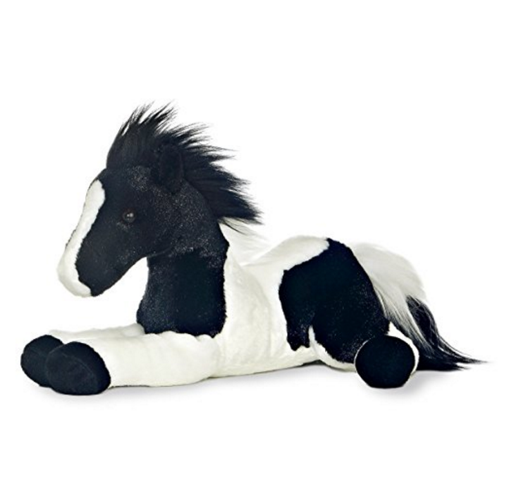 Plush Toy_Star the Horse