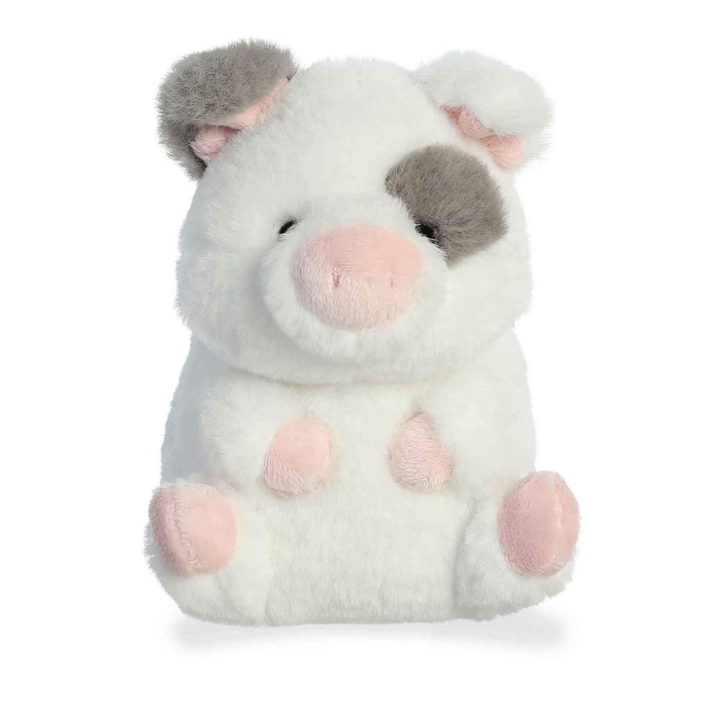 Spotted Baby Pig Plush