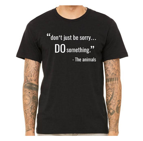 "Tee_Unisex_""DO Something"""