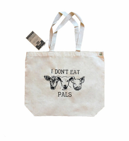 Tote_I don't eat pals