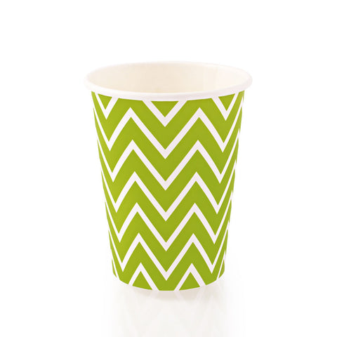 9 Oz Green Paper Hot Cup/Case of 480