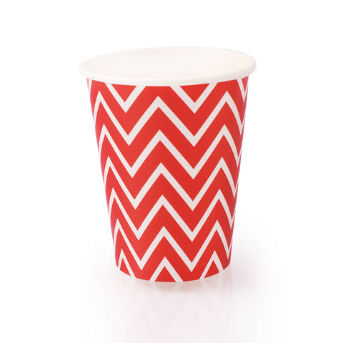 9 Oz Coral Paper Hot Cup/Case of 480