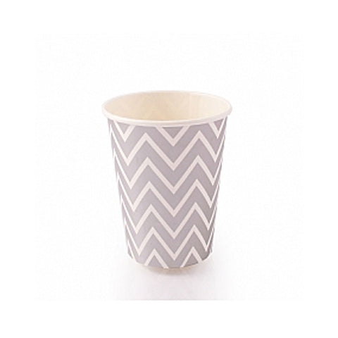 9 Oz Silver Paper Hot Cup/Case of 480