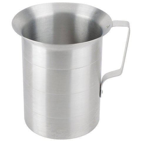 4 Qt Liquid Aluminum Measure/Case of 6