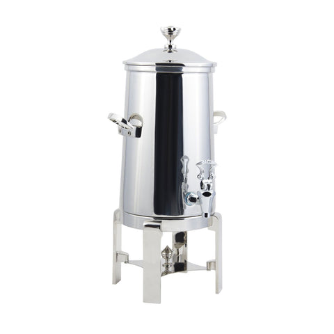 1 1/2 gal Contemporary Insulated Coffee Urn with Chrome Trim with ConT Handle