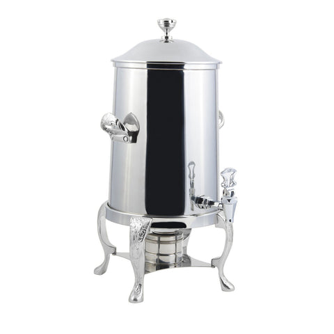 2 gal Renaissance Non Insulated Coffee Urn with Chrome Trim with ConT Handle