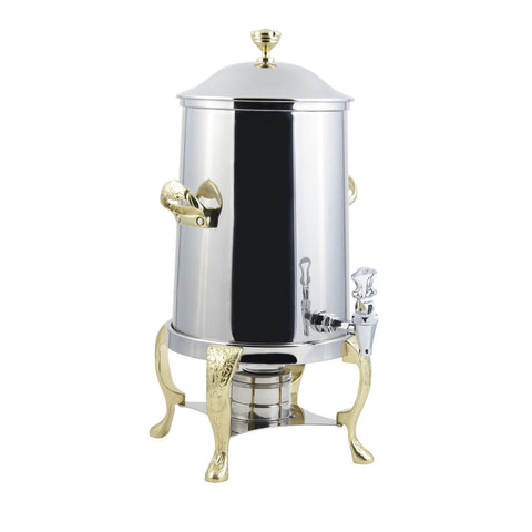 2 gal Renaissance Non Insulated Coffee Urn with ConT Handle