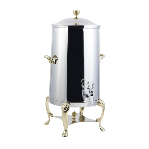 1 1/2 gal Lion Insulated Coffee Urn with ConT Handle