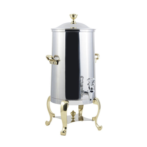 1 1/2 gal Roman Insulated Coffee Urn with ConT Handle