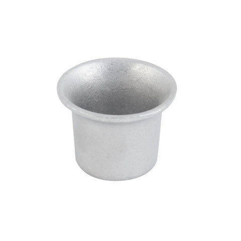 2 oz 2 1/4 inch dia. Cocktail Sauce Cup Pewter Glo