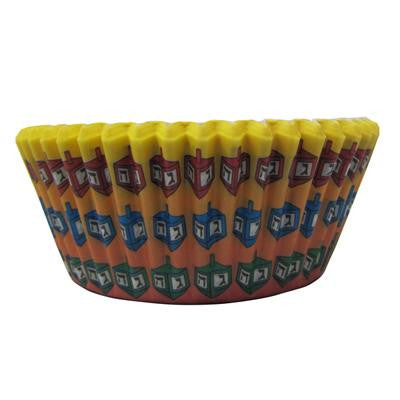 1 1/2 x 3 x 2 Chanukah Baking Cups/Case of 1728
