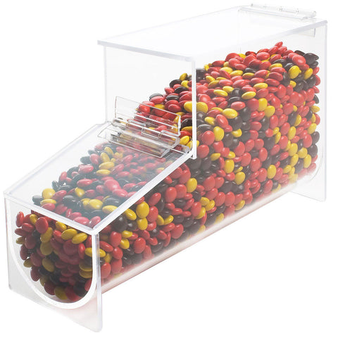 4.125W x 12D x 7H Classic Short Topping Dispenser