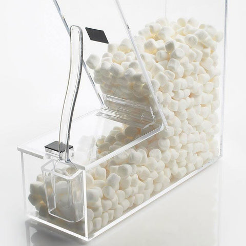 4W x 11D x 11H Classic Large Topping Dispenser with Holster
