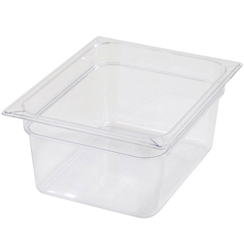 12W x 20D x 6H Full Size Clear Ice Housing Insert Pan