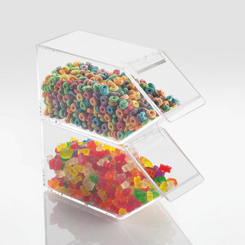 4.5W x 11D x 5.5H Classic Stackable Topping Dispenser