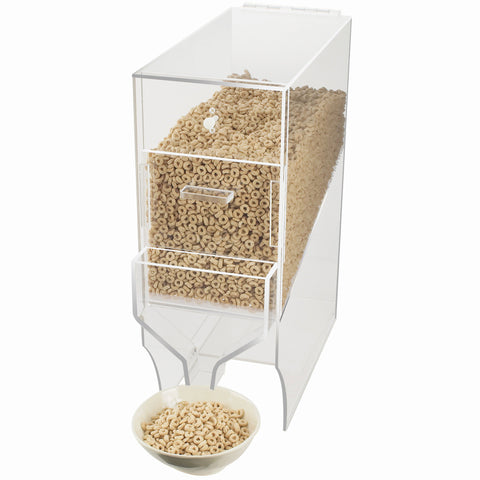 7.5W x 16D x 20H Bulk Cereal Dispenser