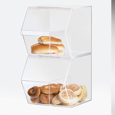 11W x 14D x 12H Classic Stackable Food Bin
