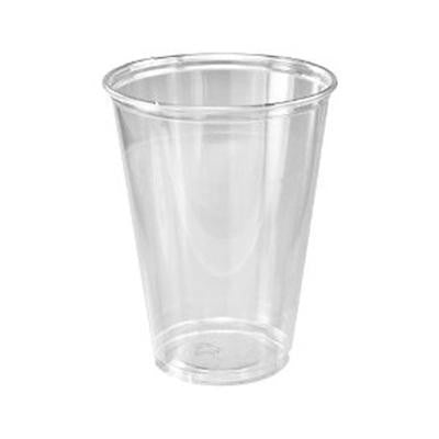 10 oz PETE Plastic Clear Cups /Set of 1000