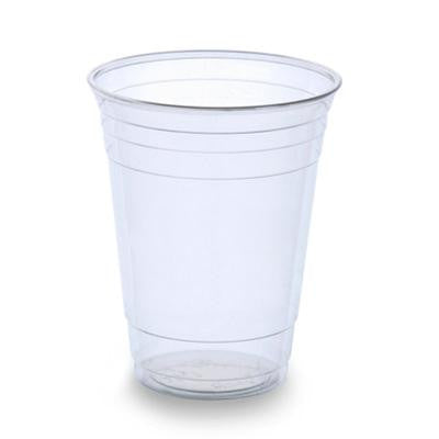 16 oz PETE Plastic Clear Cups /Set of 1000