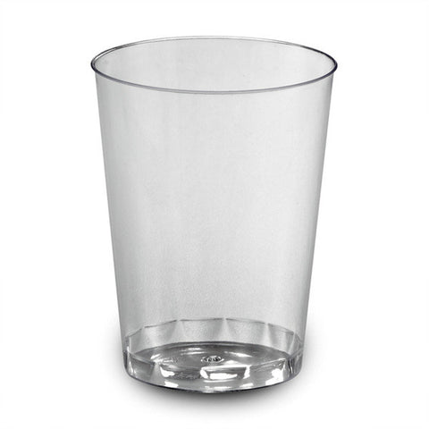 10 oz Clear Ware Better Plastic Tumblers/Case of 500
