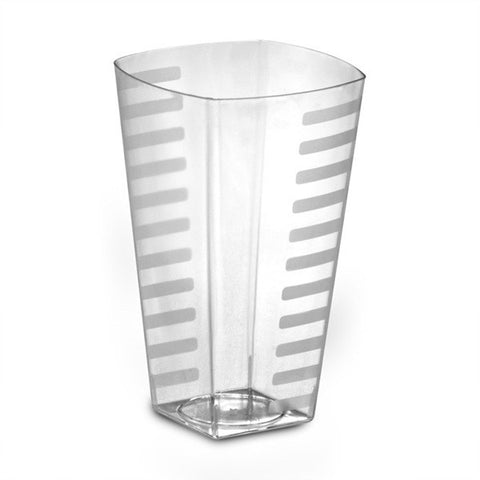12 oz Catering Plastic Square Tumblers/Case of 168