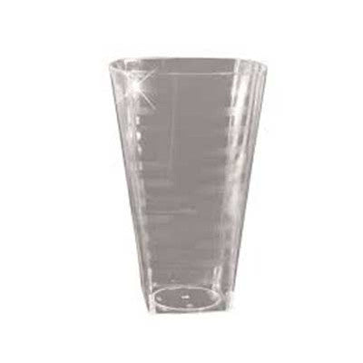 14 oz Catering Plastic Square Tumblers/Case of 168