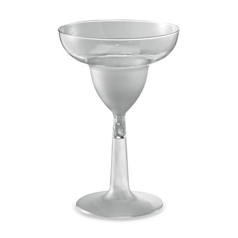 12 oz Plastic Margarita Glasses/Sold as 144