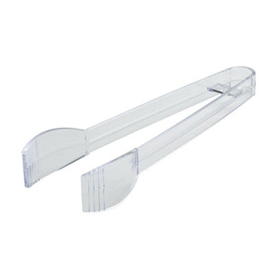 7 Inch Plastic Tong/Case of 48