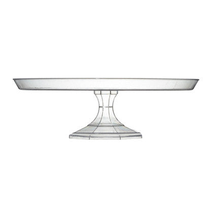 9 3/4 Inch Cake Stand/Case of 12