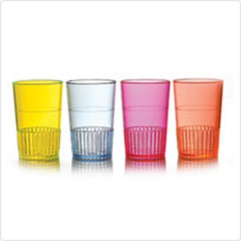 1 1/2 oz Neon Shooters in Multi Colors/Case of 300