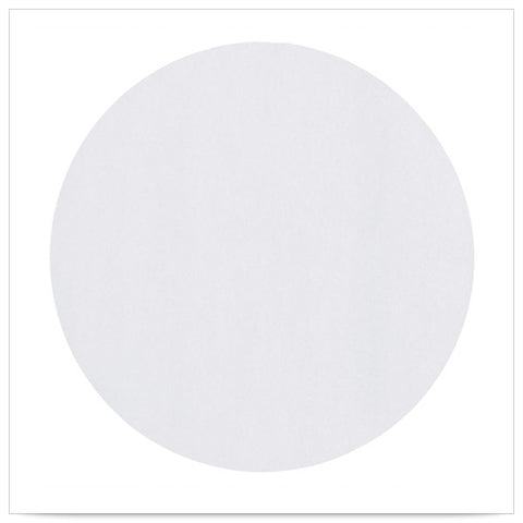 8 7/8 inch Cake Circle Parchment/Case of 1000