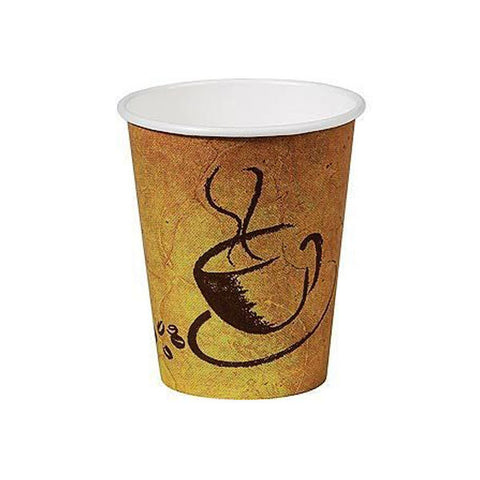 12 oz Soho Design Paper Hot Cup/Case of 1000